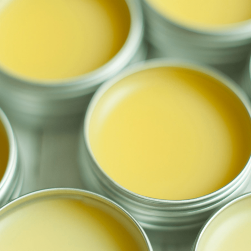 DIY natural lip balm recipe