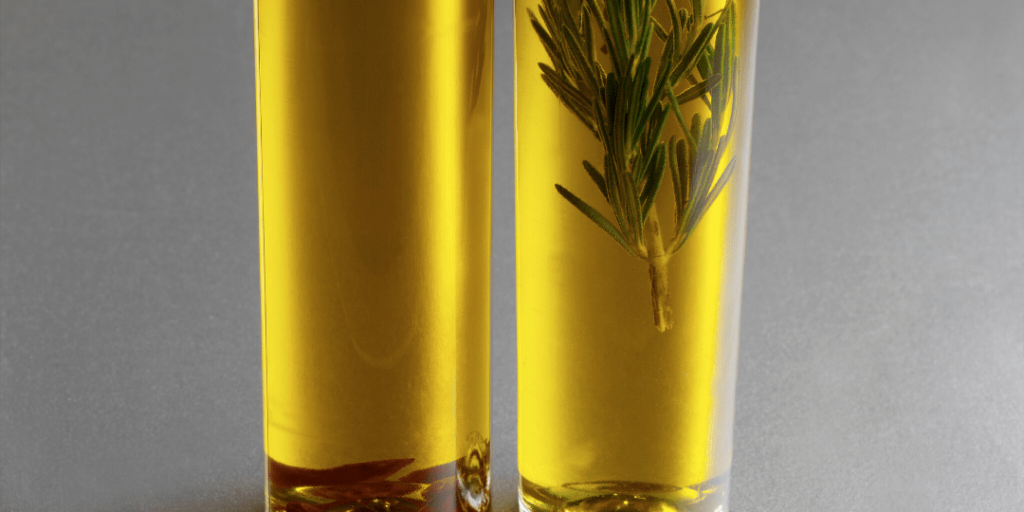 natural hair growth oils in bottles