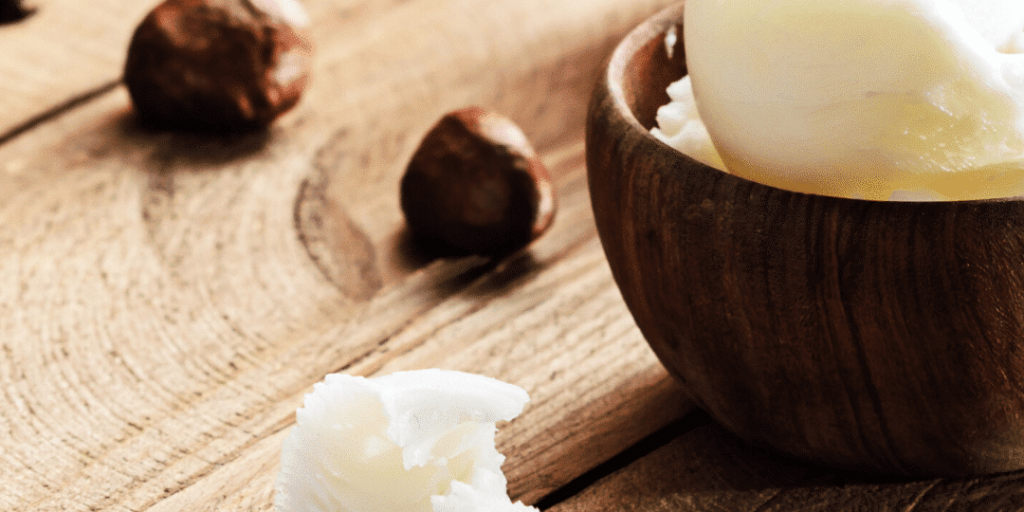 Shea Butter for your face