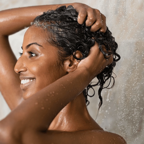 How To Wash Natural Hair